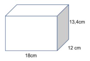 bloco retangular